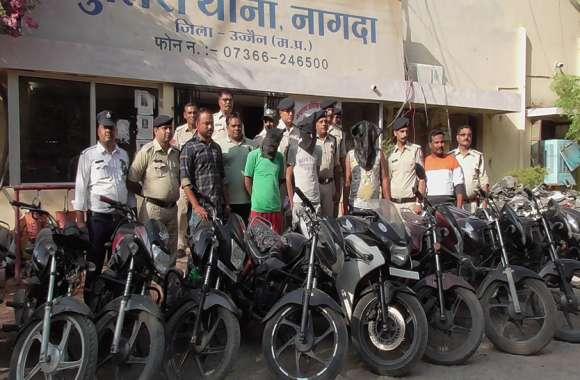 नशे के लिए रुपयों की लगी जरुरत तो शुरू कर दी चोरी, अब चढ़े पुलिस के हत्थे
