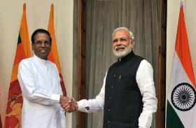 शपथ लेते ही काम में जुटे PM मोदी, मॉरिशस और श्रीलंका के राष्ट्राध्यक्षों से की वार्ता