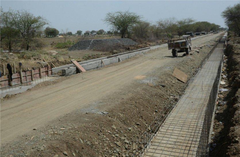 तैयार हो रहा नया रेल मार्ग, कम होगी उज्जैन से इंदौर की दूरी