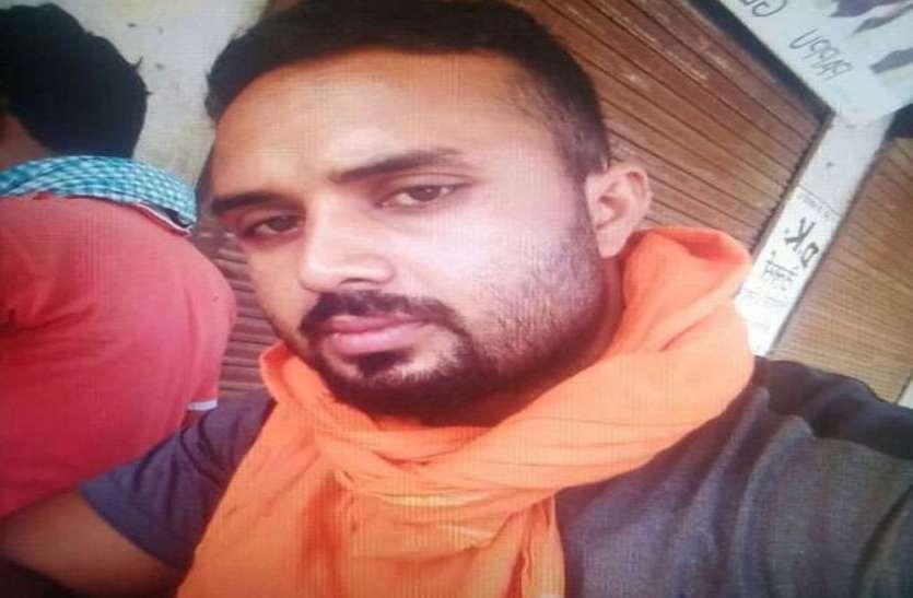 सुरेंद्र सिंह हत्याकांड का मुख्य अभियुक्त वसीम हुआ गिरफ्तार
