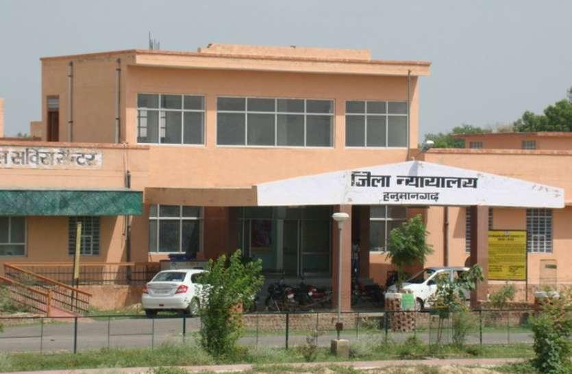 जंक्शन थाना सीआई के बाद अब हनुमानगढ़ डीएसपी के खिलाफ अवहेलना का परिवाद पेश