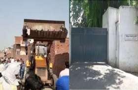 बड़ा खुलासाः गरीबों के सैकड़ों आशियाने तोड़ने वाले अधिकारियों के खुद के घर हैं अवैध