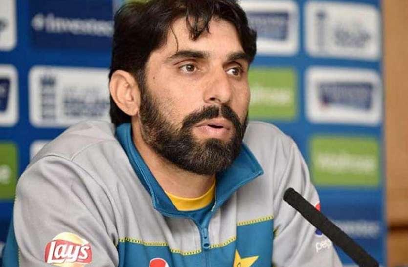 पाकिस्तानी टीम तरसेगी मिठाई और बिरयानी के लिए, कोच मिस्बाह ने बनाया नया डाइट प्लान