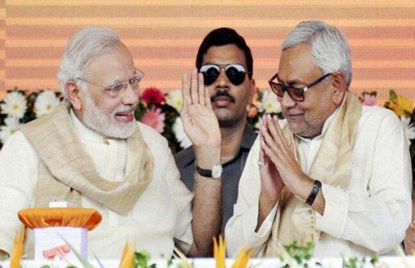 narendra modi and nitish kumar