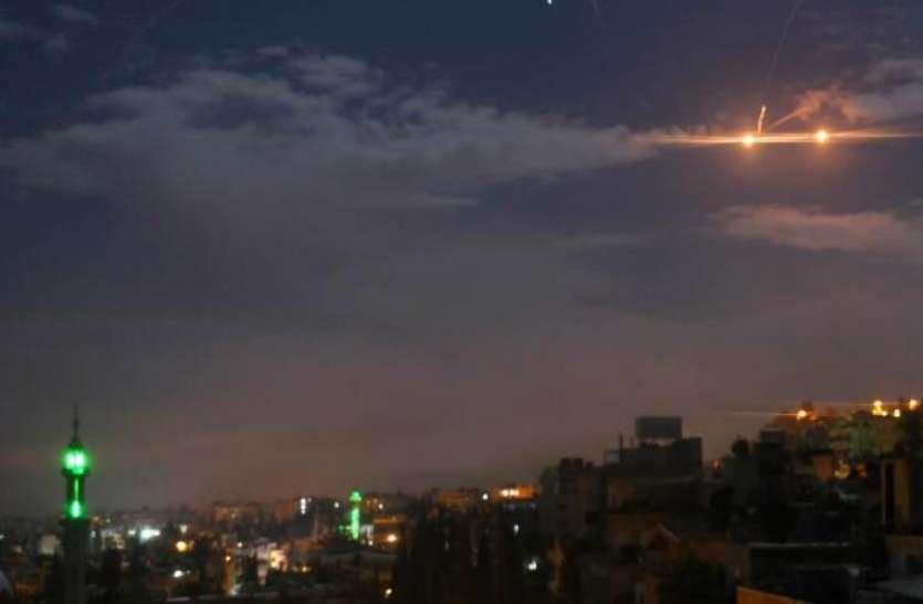 जारी है इजराइल-सीरिया के बीच तनाव, हफ्तेभर में हुए दूसरे हमले में तीन सीरियाई सैनिकों की मौत
