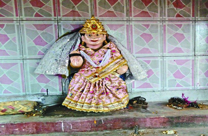 छत्तीसगढ़ अजब-गजब : छत्तीसगढ़ के इस गांव में 200 साल पुराना है डायन मंदिर