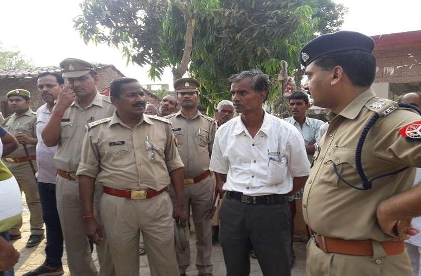 यूपी के इस जिले में बरपा बदमाशों का कहर, लूट का विरोध करने पर किसान की हत्या