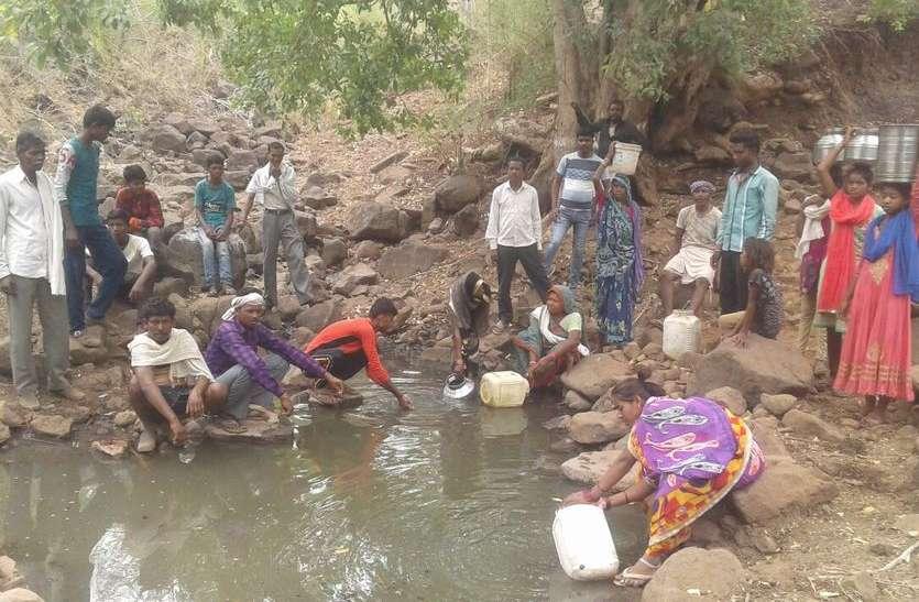 राजस्थान में पारा 50 के पार—पानी के लिए मचा हाहाकार