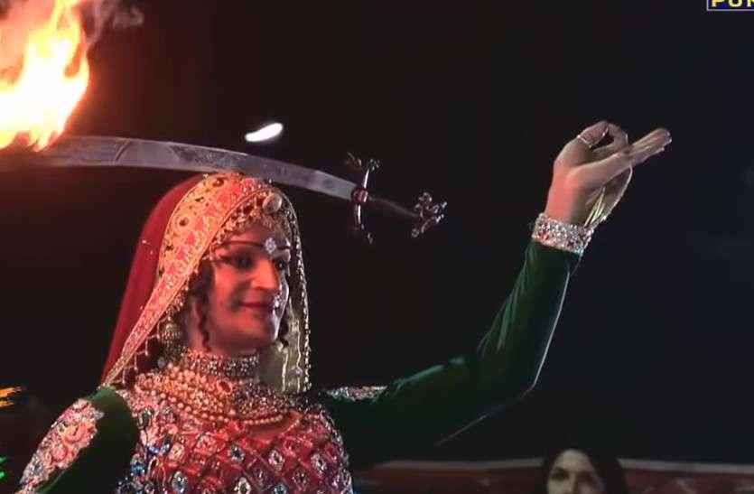 Queen Harish Dance Show