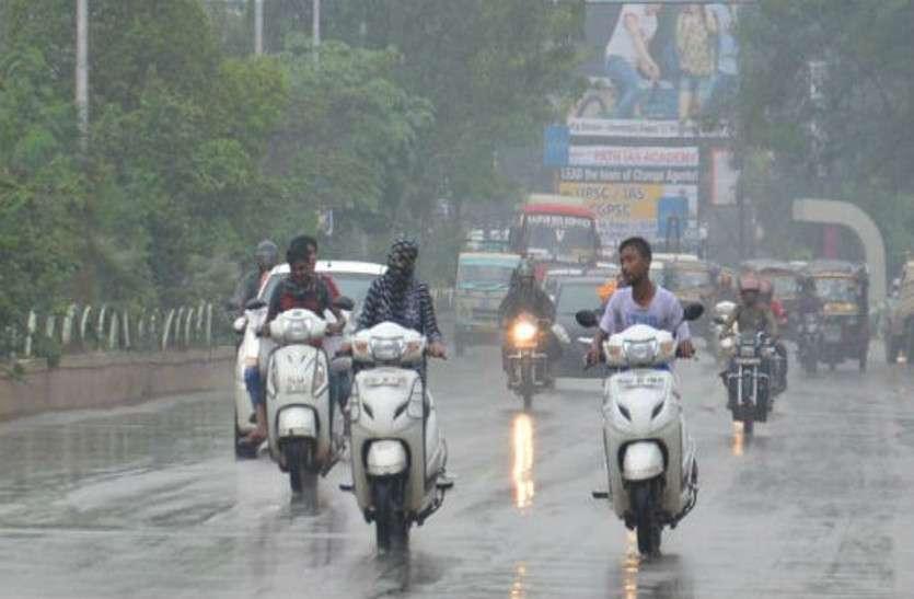 बंगाल की खाड़ी से आ रही नमी के कारण बदला मौसम, छत्तीसगढ़ में आज हो सकती है बारिश