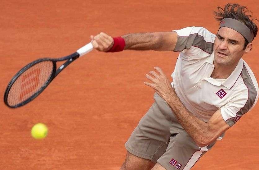 फ्रेंच ओपन टेनिस राउंडअप : पुरुष एकल वर्ग में फेडरर तो महिला में कोंटा और मार्टिक क्वार्टर फाइनल में