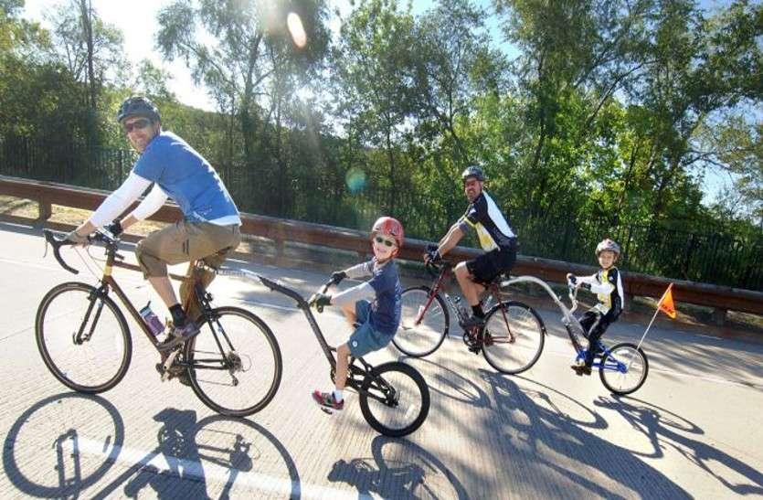 World Bicycle Day: रोजाना साइकिल चलाने से होते हैं अनगिनत फायदे, यह है हेल्दी रहने का मूलमंत्र