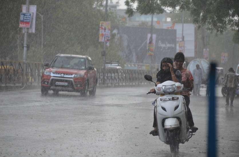 राजस्थान में अभी भी Cyclone Vayu का असर, 17 जून तक बारिश और तूफान की चेतावनी