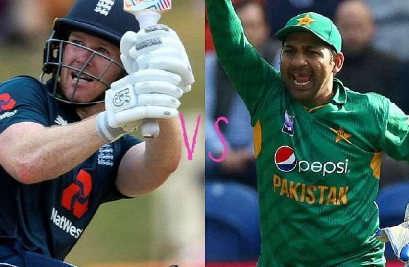 पाकिस्तान 'पस्त', इंग्लैंड 'मस्त', 46 साल के वनडे इतिहास में सबसे खराब हालत में पाक टीम