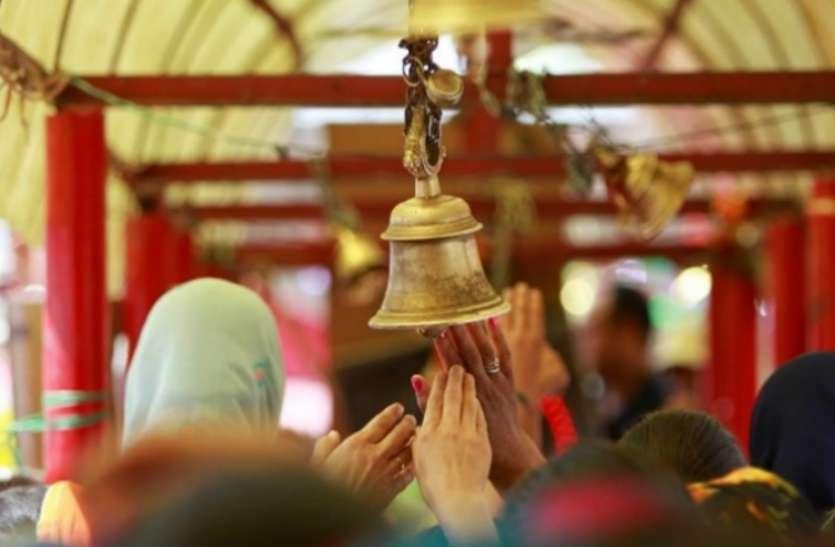मंदिर में क्यों लगाई जाती है घंटियां?
