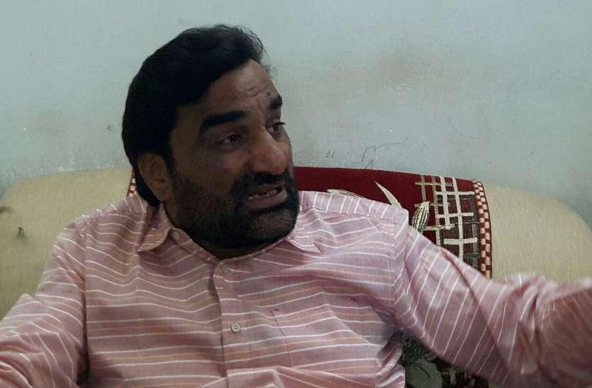 Nagaur Latest Hindi News : नागौर सांसद बेनीवाल ने मुख्यमंत्री पर एफआइआर दर्ज करने की मांग की