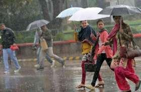 छत्तीसगढ़ में प्री मानसून नहीं बल्कि इस वजह से हो रही बारिश, आज मिल सकती है उमस से राहत