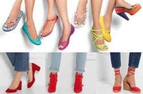 Summer Footwear Tips : फैशनेबल, स्टाइलिश और कम्फर्टेबल हों फुटवियर्स