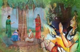 साेमवती अमावस्या: टहनी ताेड़ने से नहीं वट वृक्ष की पूजा करने से मिलेगा विशेष फल, जानिए पूजा विधि