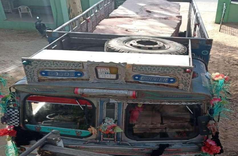 रवन्ना एक, ट्रकों के चक्कर अनेक, राजस्व का कर रहे नुकसान