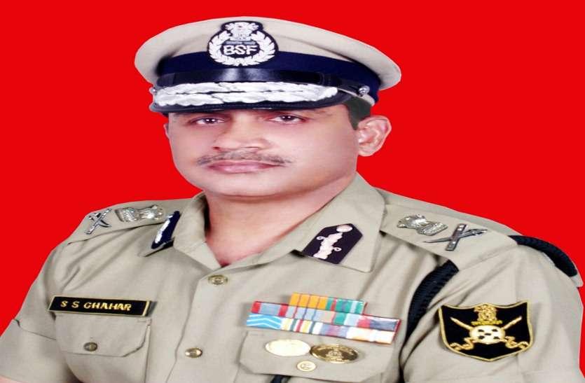 Video: छत्तीसगढ़ IG रहे चाहर को BSF में मिली बड़ी जिम्मेदारी, ADG बन तैयार करेंगे देश के लिए जांबाज योद्धा
