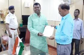 चंद्रप्रकाश चौधरी ने विस की सदस्यता से त्यागपत्र दिया,बोले-रामगढ़ से बना रहेगा जुड़ाव