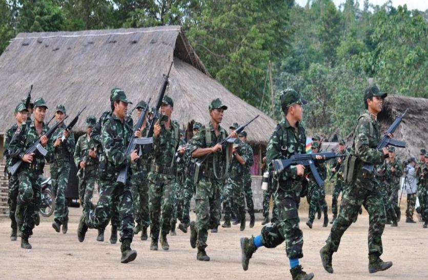 एनएससीएन-के म्यांमार सेना के साथ राष्ट्रीय संघर्ष-विराम समझौता पर नहीं करेगा हस्ताक्षर