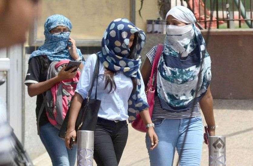 Alwar Weather : अलवर में भीषण गर्मी, 46 डिग्री को पार कर गया तापमान, रात में भी लू का असर
