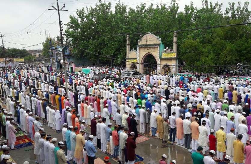 ईद के चांद की शहादत को लेकर हेल्पलाईन नम्बर जारी, मस्जिदों में नमाज का समय तय