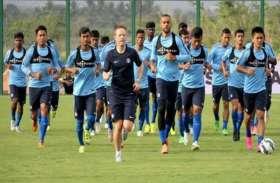 किंग्स कप फुटबॉल : कुराकाओ के खिलाफ भारत का पलड़ा भारी, कोच इगोर स्टीमाक की पहली परीक्षा
