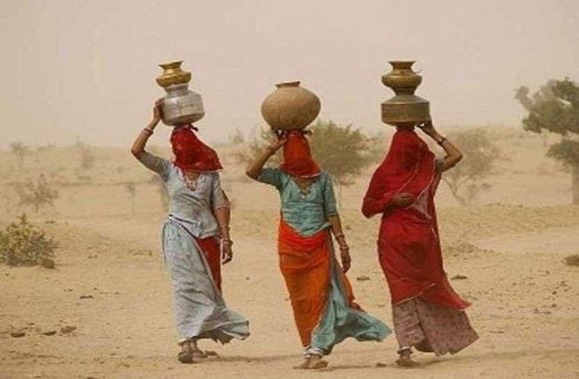 तंदूर की तरह तपा जैसलमेर, इस सीजन का रहा सर्वाधिक तापमान, गर्मी से झुलस उठे लोग