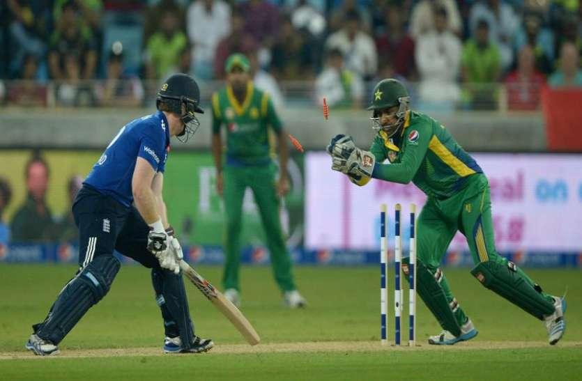 विश्व कप 2019: अंपायर ने इंग्लैंड-पाकिस्तान के कप्तानों को लगाई फटकार