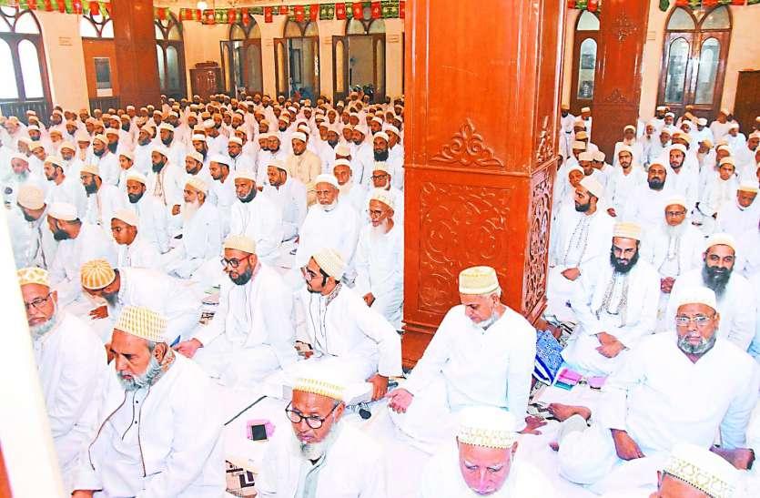 सैयदना साहब का संदेश: ईद पर देशवासियों के लिए दिया अमन का संदेश