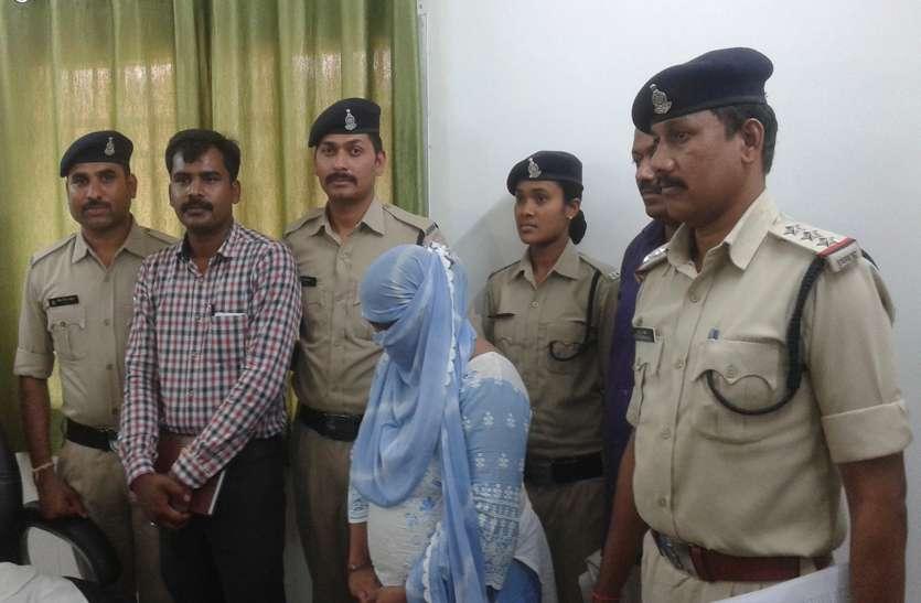 महिला की मौत के बाद फरार नर्स को पुलिस ने फरीदाबाद में किया गिरफ्तार, नेपाल भागने की फिराक में थी आरोपी