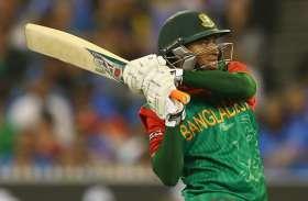 क्रिकेट विश्व कप 2019: बांग्लादेश ने न्यूजीलैंड को दिया 245 रनों का लक्ष्य