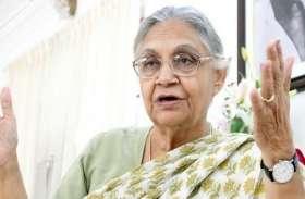शीला ने साधा केजरीवाल पर निशाना, मेट्रो में मुफ्त सफर AAP का सियासी एजेंडा