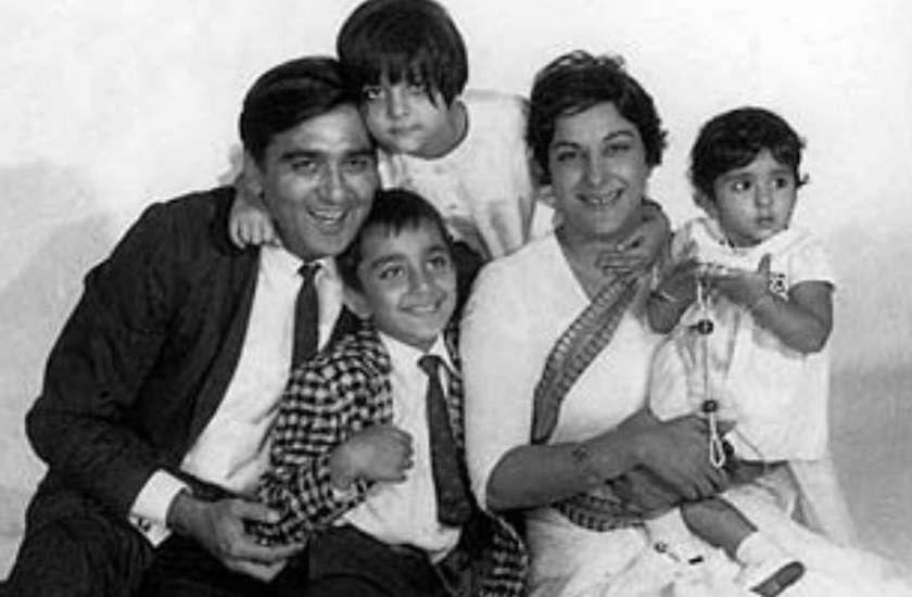 Birthday Special: Sunil Dutt And Sanjay Dutt Fight Story - 2 ...
