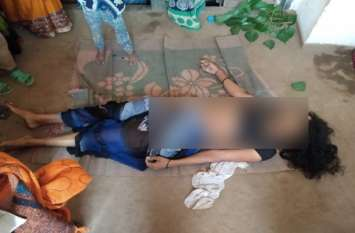 महिला सुपरवाइजर की घर में संदिग्ध अवस्था में मौत, मायके वाले बोले- बेटी की हुई है हत्या