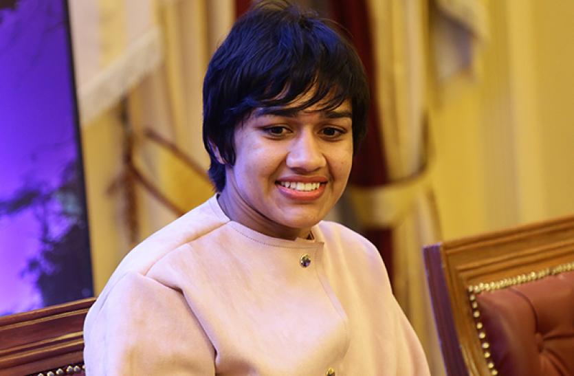 बेटियों ने हर क्षेत्र में बचाई है देश की लाज : बबिता फोगाट