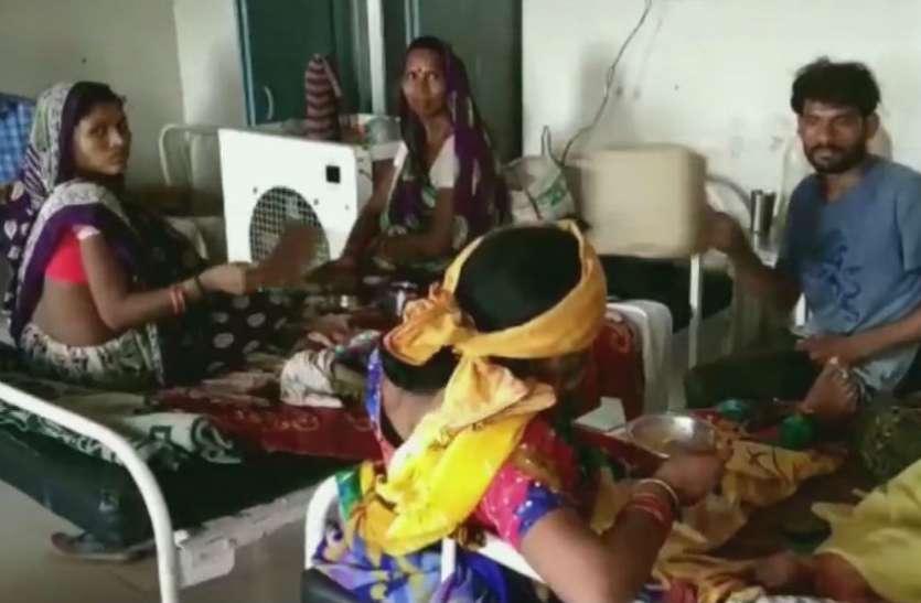 अब जान लोगे क्या सरकार? मध्यप्रदेश के अस्पताल में बिजली कटने के बाद गर्मी में तड़पते रहे नवजात