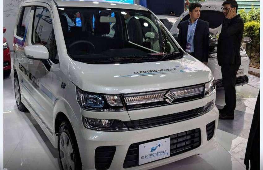 Maruti Suzuki WagonR EV-