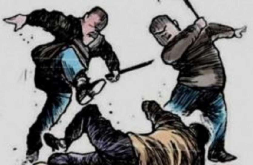चोर के संदेह में सरेआम पीटकर की गई युवक की हत्या, तमाशबीन बने रहे लोग