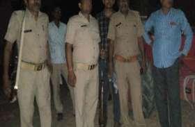BIG NEWS: योगी सरकार में खनन माफिया का आतंक, यूपी पुलिस के जवान को मारी गोली
