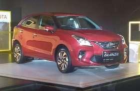 Toyota Glanza भारत में हुई लॉन्च महज 7.22 लाख में खरीद सकते हैं आप