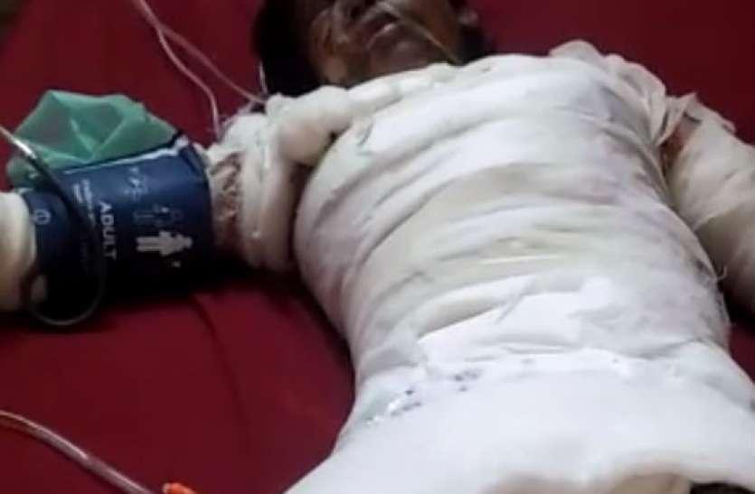 VIDEO: पीड़िता की मौत के 12 घंटे के अंदर पुलिस ने आरोपी को दबोचा, फरार आरोपियों की गिरफ्तारी को दे रही दबिश