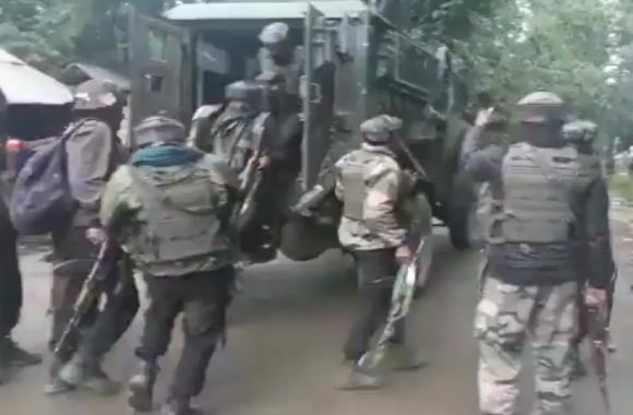 पुलिस और सेना को मिली कामयाबी, 6 पाकिस्तानी जासूस गिरफ्तार