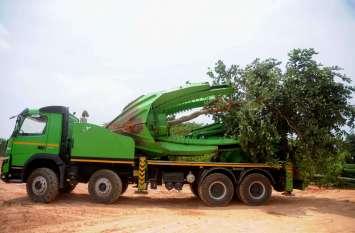 PICS: बीआइएएल यूं बचा रहा पेड़