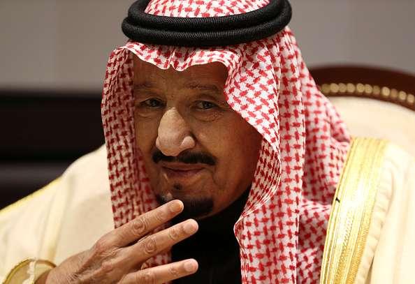 Saudi arab king
