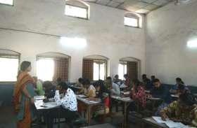 बोर्ड परीक्षा में फेल छात्रों के लिए हुए स्पेशल एग्जाम
