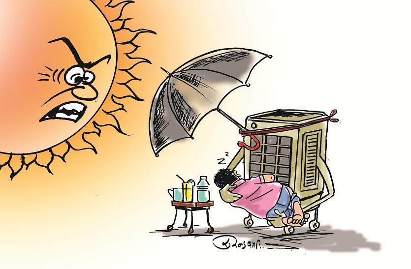 सूरज के गुस्से से बचने को कोटा रोज खर्च कर रहा 50.79 लाख यूनिट बिजली